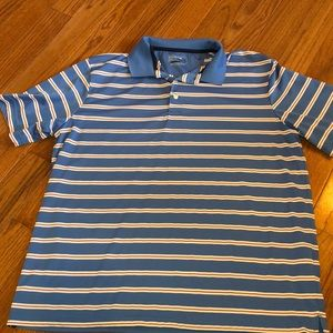 Chaps - Great Condition Blue/Red/White Polo